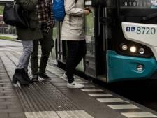 Minder bussen in regio's Gouda en Alphen