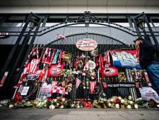 PSV roept dief van shirt bij herdenkingsplek Harry van Raaij op om zich te melden