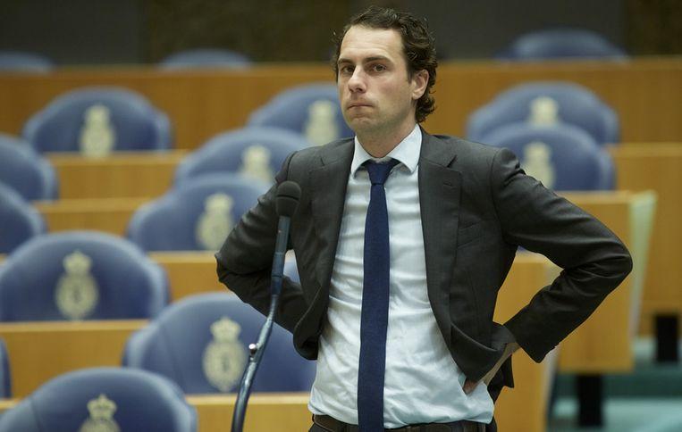 PvdA-Kamerlid Martijn van Dam. Beeld anp
