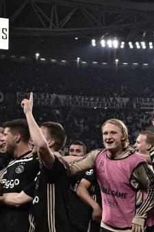 Miljoenentransfers De Ligt en Dolberg spekken kas Ajax