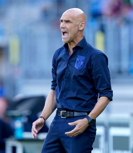 Acht coronabesmettingen bij Vitesse: staf in quarantaine, Sturing tijdelijk trainer