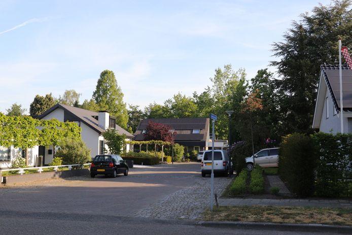 Woning beschoten in James Ensorstraat Waalwijk.