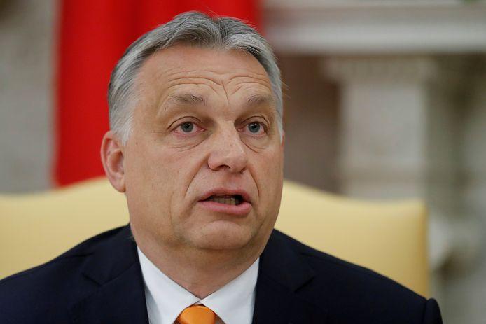 Premier Viktor Orbán.