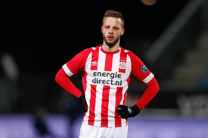 Bart Ramselaar zat bij PSV op een dood spoor.