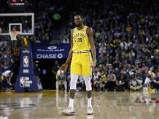 Warriors paaien Durant met nieuw stadion