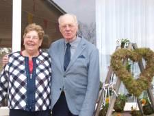 Lenie en Gerard wisten niet eens waar Waddinxveen lag, maar wonen er nu al 60 jaar