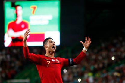 CR700: Cristiano Ronaldo zorgt tegen Oekraïne voor nieuwe mijlpaal en scoort 700ste goal