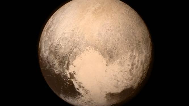 Is Pluto dan toch een planeet? Volgens NASA-directeur wel