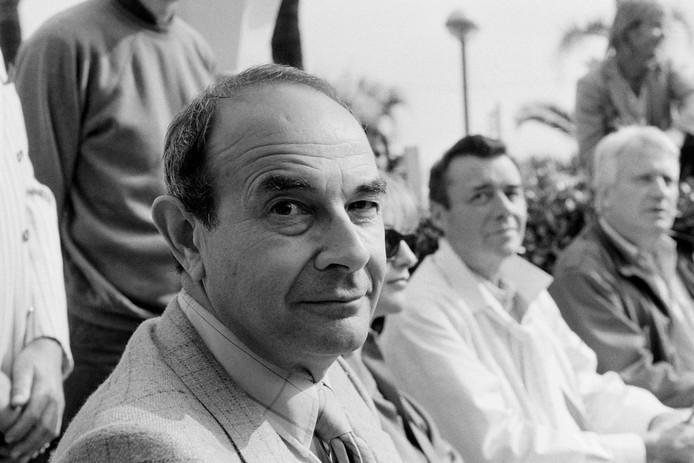 Stanley Donen op archiefbeeld in 1984