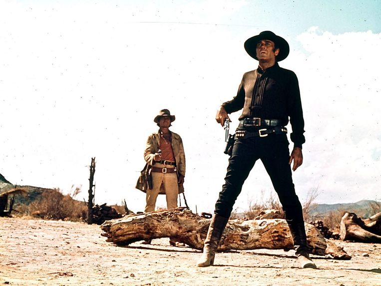 Once Upon a Time in the West. Beeld