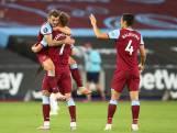 Yarmolenko helpt West Ham in slotminuut aan cruciale zege