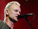 Sting had keelklachten en moest daarom zijn optreden in Ahoy uitstellen.