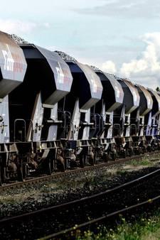 Tientallen vrachttreinen extra langs Woerden en Gouda
