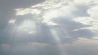 Wisselend bewolkt met kans op bui