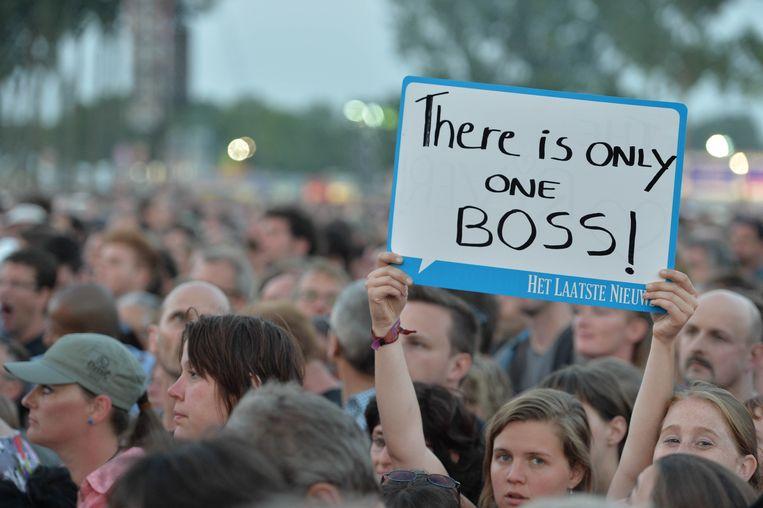 De komst van Bruce Springsteen naar Sint-Truiden wordt met de dag meer onzeker