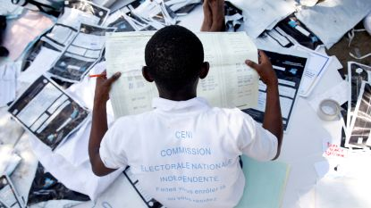 """Reynders wil dat internationale gemeenschap """"maximale druk"""" zet op Congo om nieuwe president bekend te maken"""
