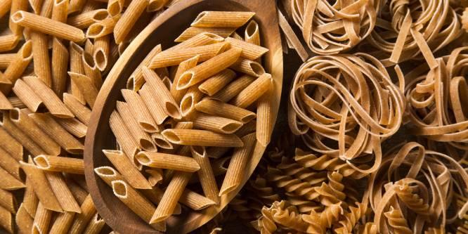 Deze pasta kun je met een gerust hart eten