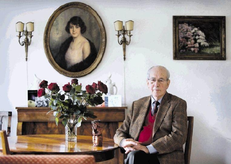 Edy Korthals Altes was ambassadeur in Polen tijdens het pausbezoek in 1979. (FOTO WERRY CRONE, TROUW) Beeld