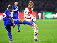 Dolberg ziek en geblesseerd terug naar Ajax