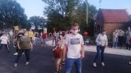 Horendonk danst de Jerusalema om het einde van de eerste fase van de wegenwerken te vieren