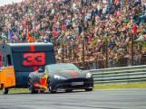 Caravanrace tussen Max en Ricciardo