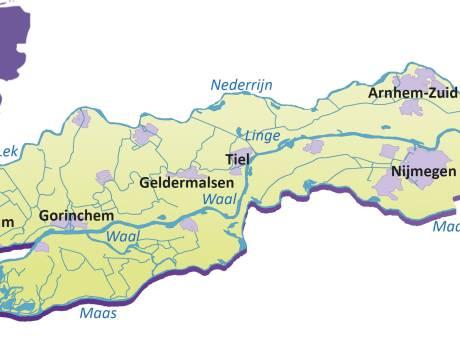 Waterschap Rivierenland kost in 2021 een tientje extra