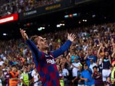 Le FC Barcelone, dans le sillage de Griezmann, empoche sa première victoire