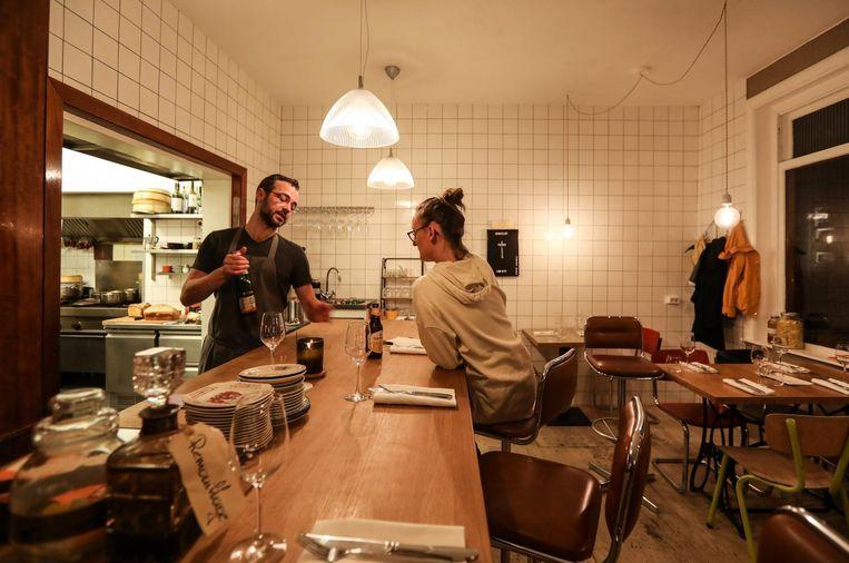 Café Remouillage Beeld Eva Plevier