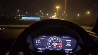 Joyrider die zich filmde met 308 km/uur op snelweg in Johannesburg opgepakt tijdens begrafenis