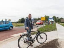 Steenwijkerweg in Willemsoord opgeknapt: enthousiasme over uiterlijk, twijfel over verkeersveiligheid