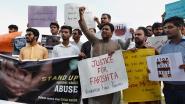 Protest in Pakistan na vermoedelijke verkrachting en moord van 10-jarig meisje