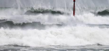 Code rood in delen Spanje: extreme regen en sneeuwval