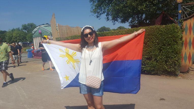 Shandie uit de Filippijnen.