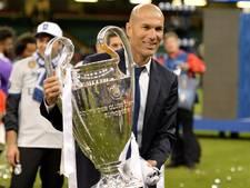 Dansende Zidane: Tweede helft waren we superieur