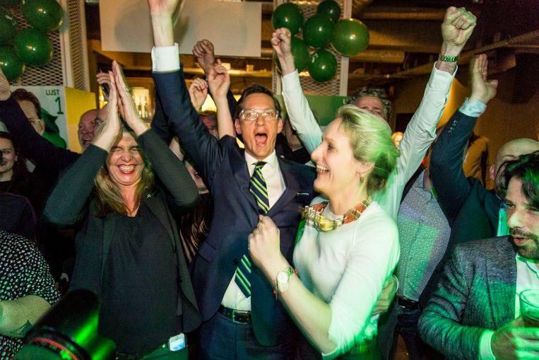 Leefbaar Rotterdam is de grootste partij in de Rotterdamse raad.  Beeld Hollandse Hoogte / leanderfotografie