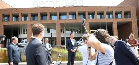 Mark Rutte brengt bezoek aan ziekenhuis Bernhoven