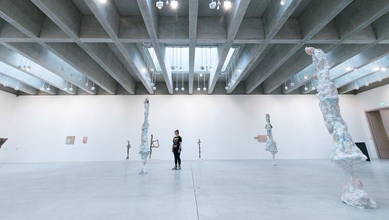 Ook het Londense museum Tate Modern, gelegen in de rijkste regio van de Europese Unie, profiteerde van regiosubsidies. Beeld getty