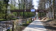Afrondende werken ecoduct en houten fiets- en wandelbrug tot begin juni