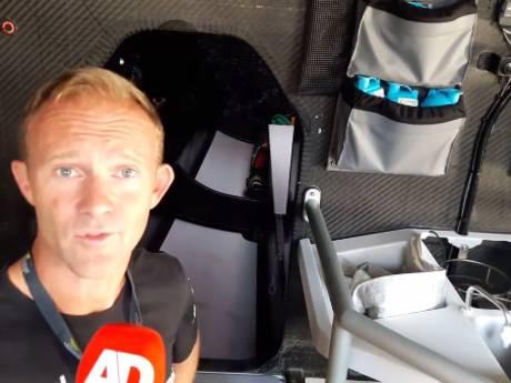 Zeilboten Volvo Ocean Race geen luxeparadijs