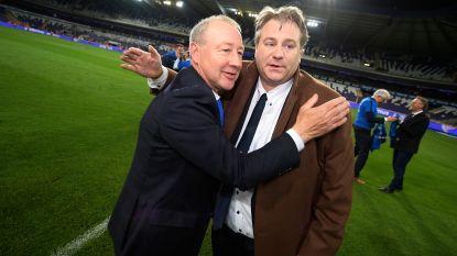 """Boegbeeld Pierre Denier (62) viert vierde titel met KRC Genk: """"Probeer een rustpunt voor de club te zijn"""""""