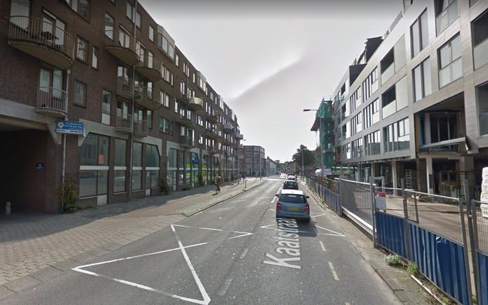 De Kaatstraat in Utrecht.