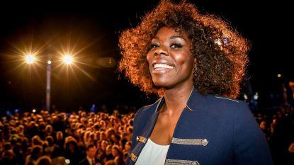 Imanuelle Grives in nieuw seizoen 'Ranking The Stars'