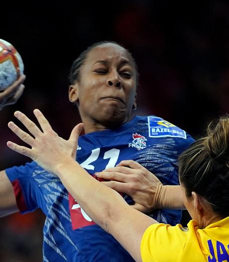 Handbalsters treffen Zweden in troostfinale