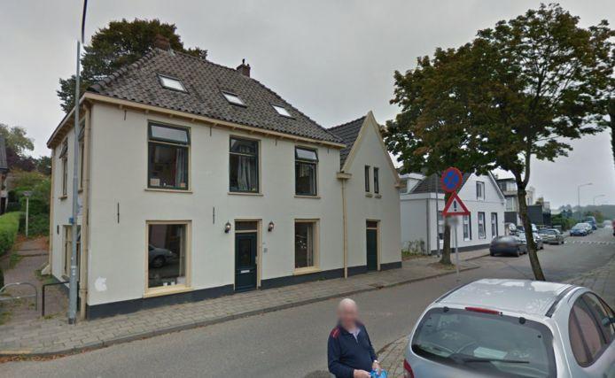 Het zorghuis van stichting Nostram aan de Veerweg in Wageningen.