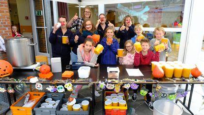 160 liter soep verkocht voor Rode Neuzen Dag