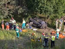 Zwaargewonde bij ongeval in Hilversum
