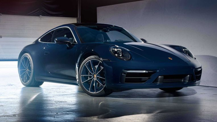 Porsche Belgian Legend Edition.