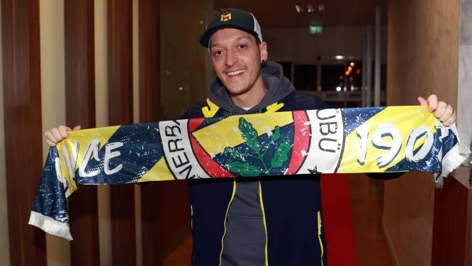 Meer dan 500 miljoen in het rood, maar toch Özil strikken: Fenerbahçe-voorzitter hoopt loon van sterspeler te bekostigen met sms'jes