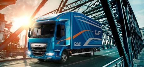 Lichte DAF LF weer Fleet Truck of the Year in Groot-Brittannië
