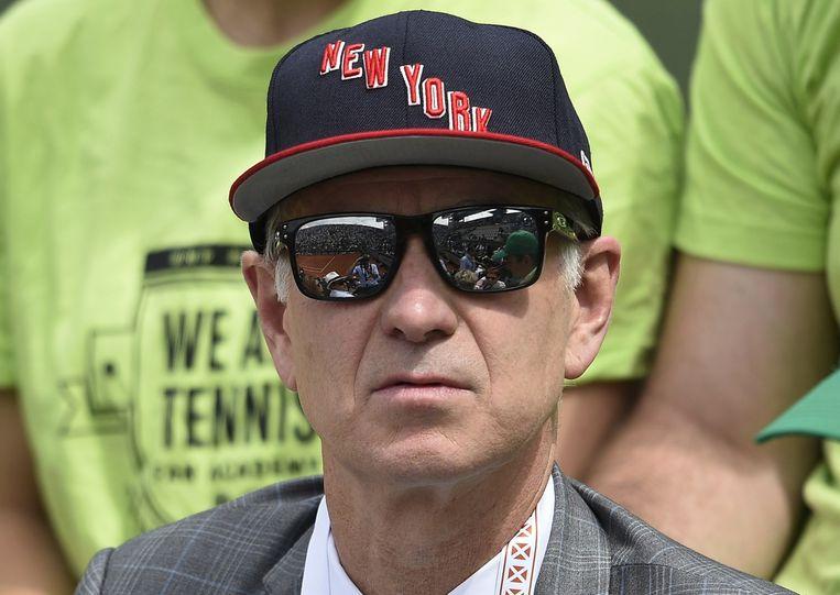 John McEnroe. Beeld afp